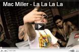 Mac Miller -La La La La